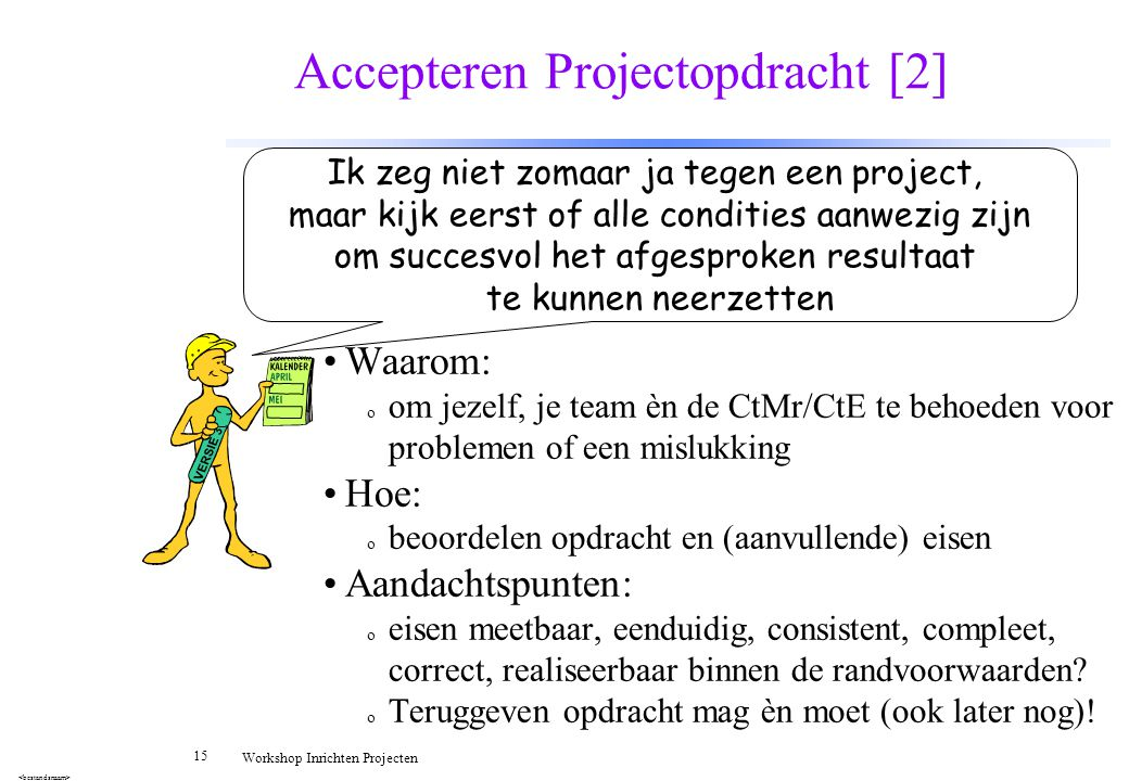 Accepteren Projectopdracht [2]